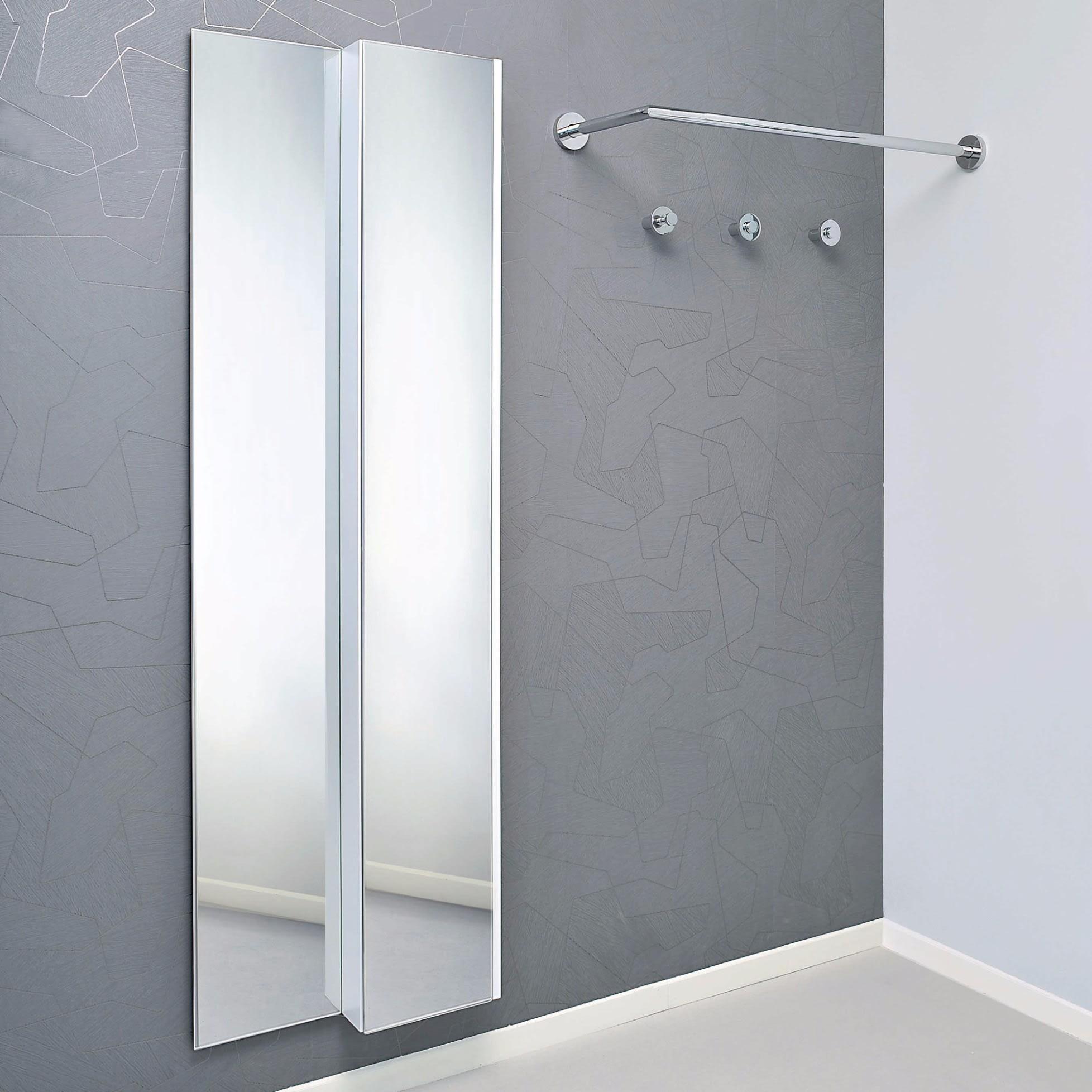 Spiegelschrank monokid 2 von d tec - Spiegelschrank flur ...