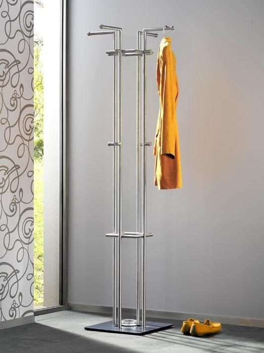 standgarderobe stag 4 von d tec. Black Bedroom Furniture Sets. Home Design Ideas
