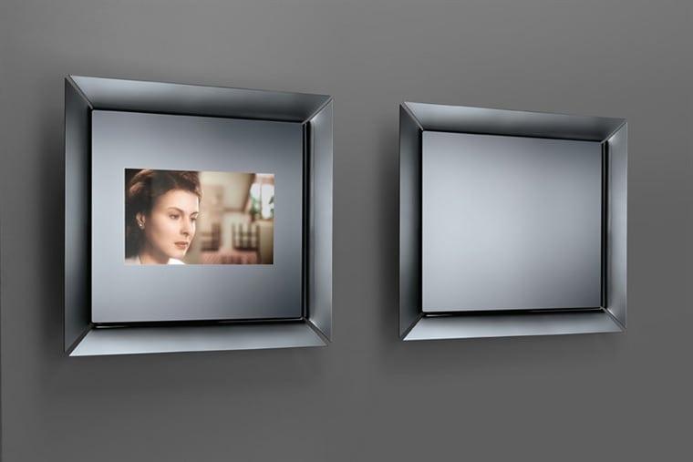 caadre tv von fiam. Black Bedroom Furniture Sets. Home Design Ideas