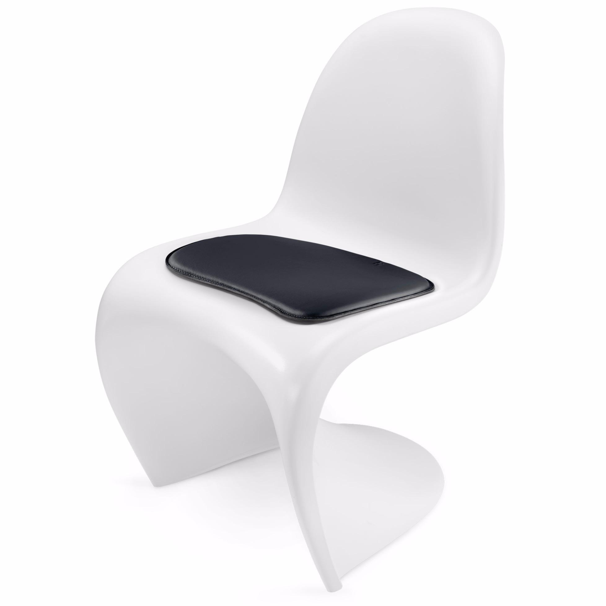 Leder-Sitzkissen für Panton Chair von Hillmann Living