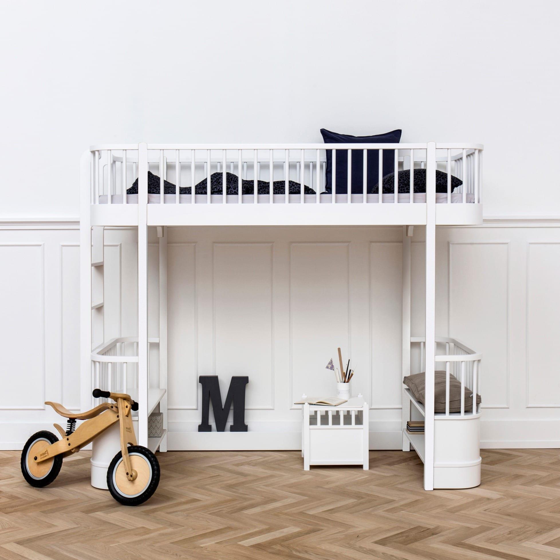 Wood Hochbett von Oliver Furniture