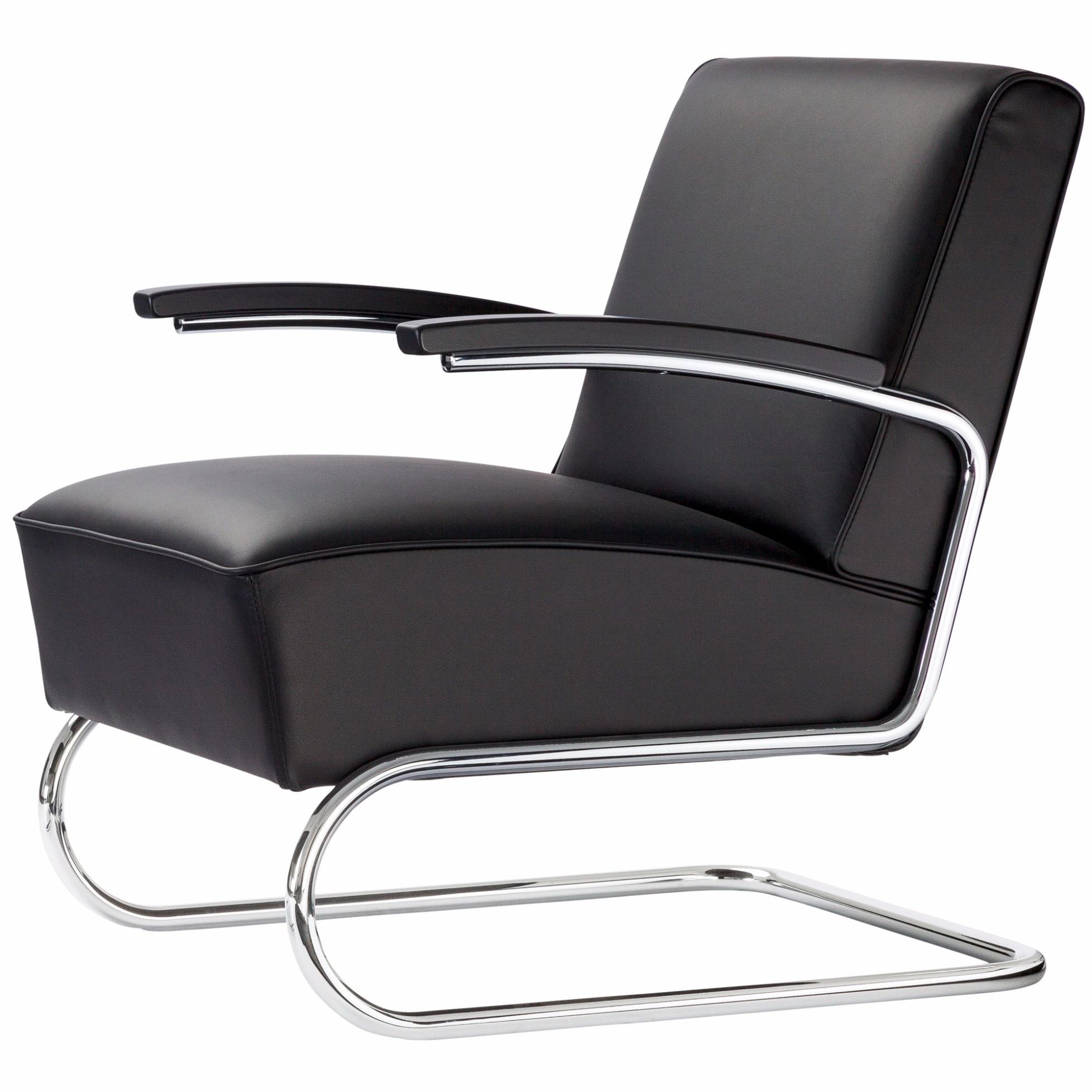 freischwinger s 411 von thonet. Black Bedroom Furniture Sets. Home Design Ideas