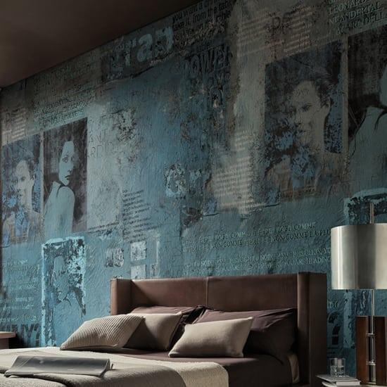 Tapete Paparazzi von Wall&Deco