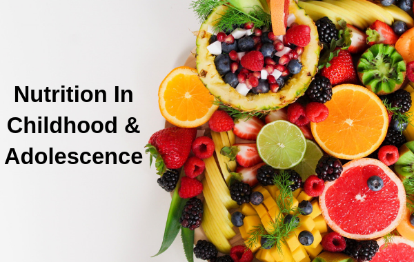 Nutrition and Adolescence