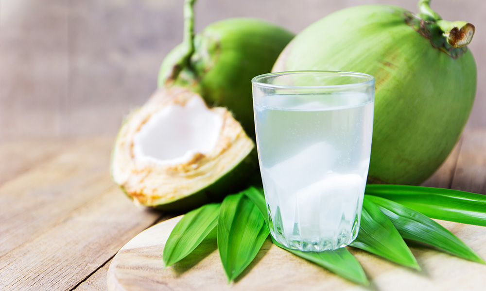 Coconut Water- Nature's own Soft Drink
