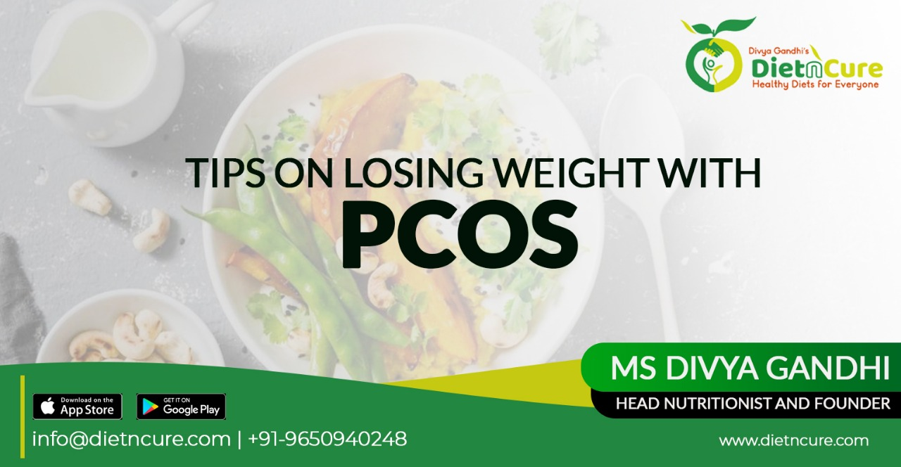 Tips on losing weight with PCOS