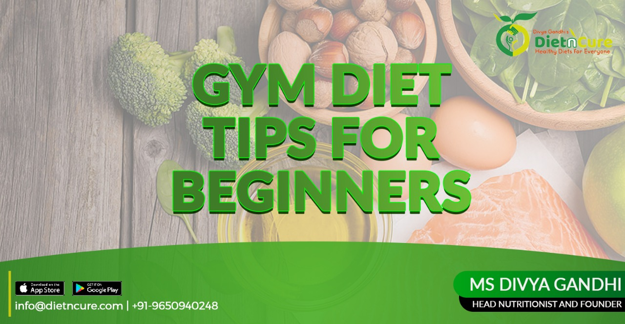 Gym diet tips for beginners