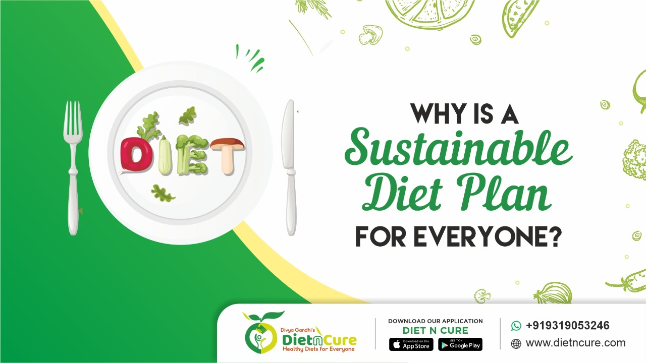 Why is Sustainable Diet Plan for Everyone?