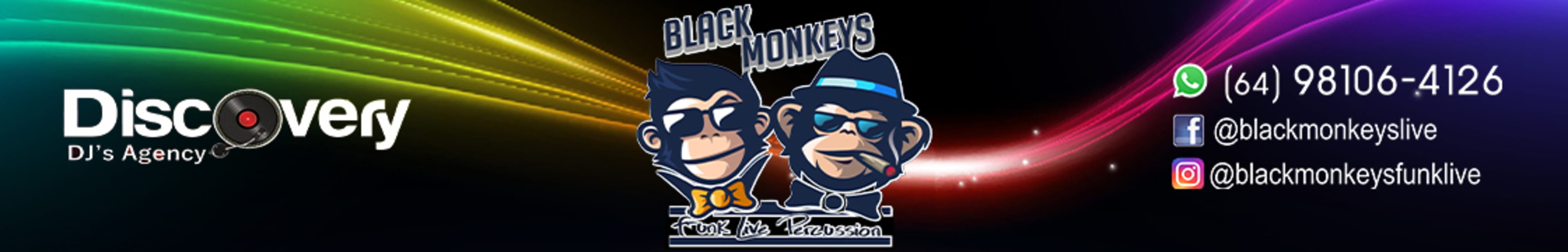 black monkeys