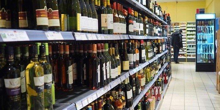 Нарушения в торговле алкоголем