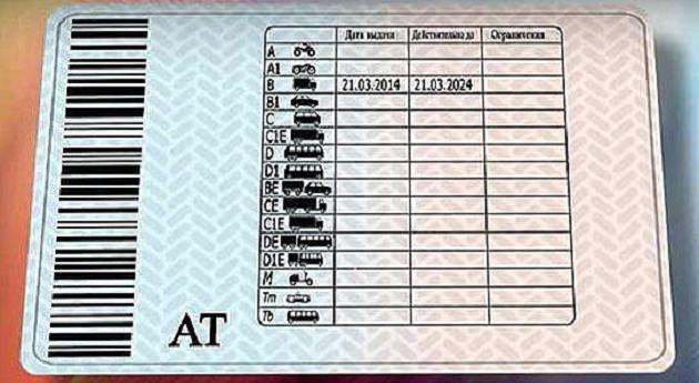 Использование поддельных водительских прав по незнанию