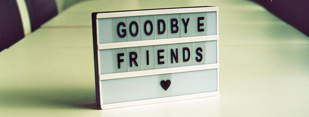 Farewell Passwords