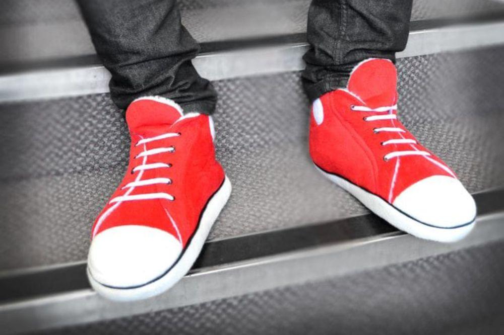 Hi Top Slippers
