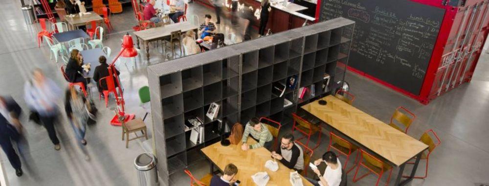 workspace london