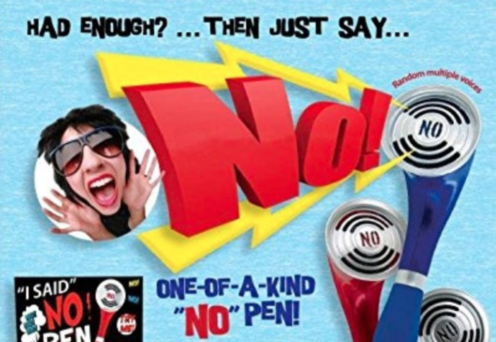 No Pen