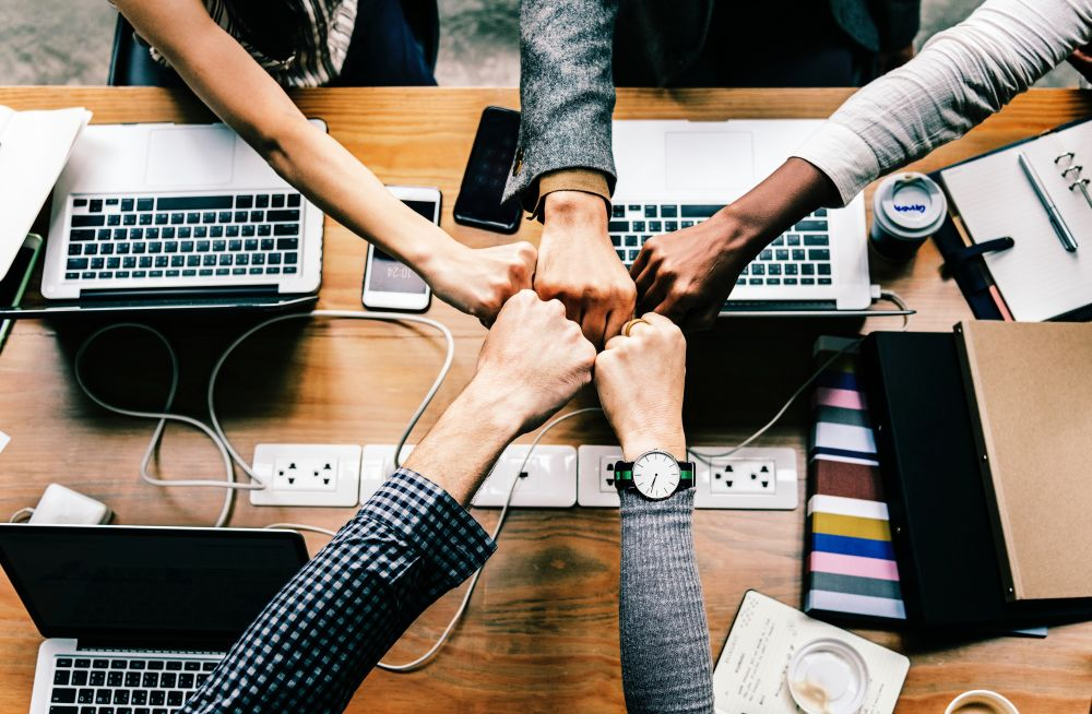 Growing together with your team