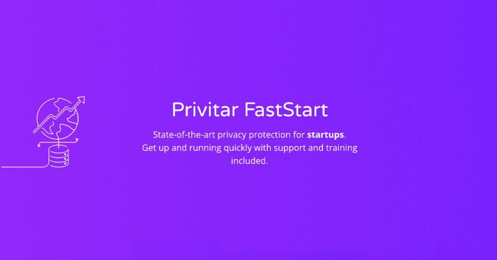 Privitar's FastStart programme