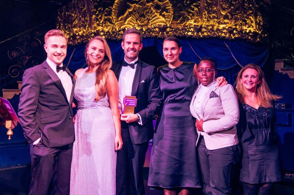 Digital Risks at the 2019 Insurance Choice Awards