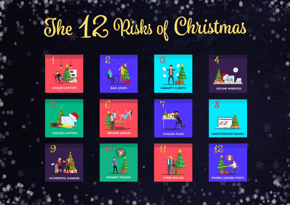 The 12 Risks of Christmas Calendar