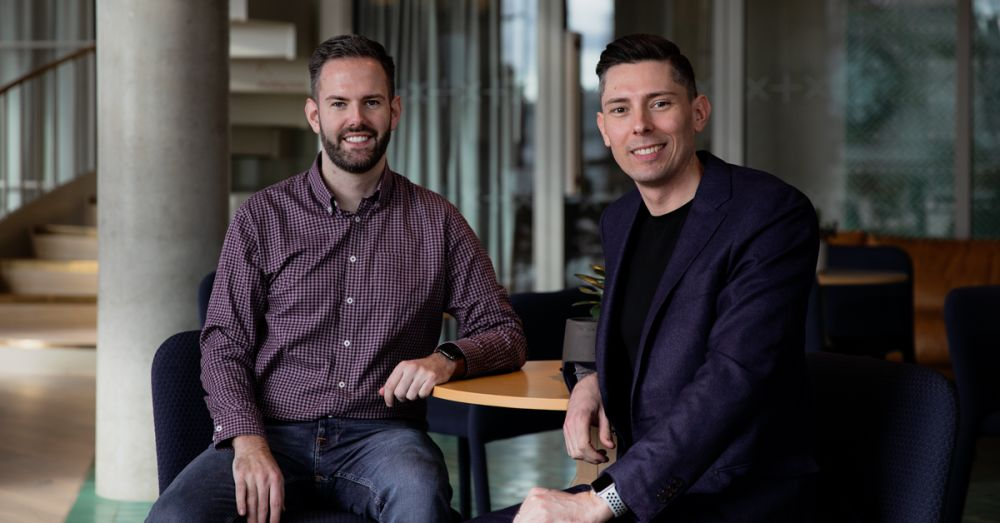 Cameron Shearer and Ben Rose announce Series A funding