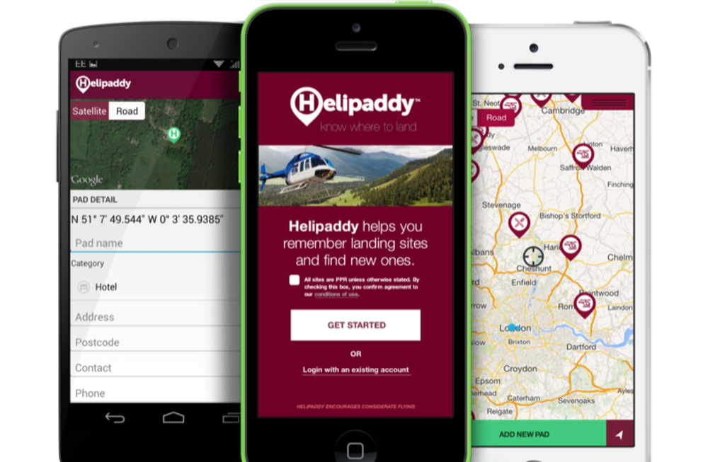 From landing helicopters to landing investment… meet Helipaddy!