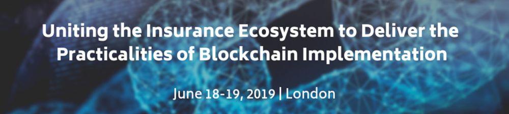 Blockchain for Insurance