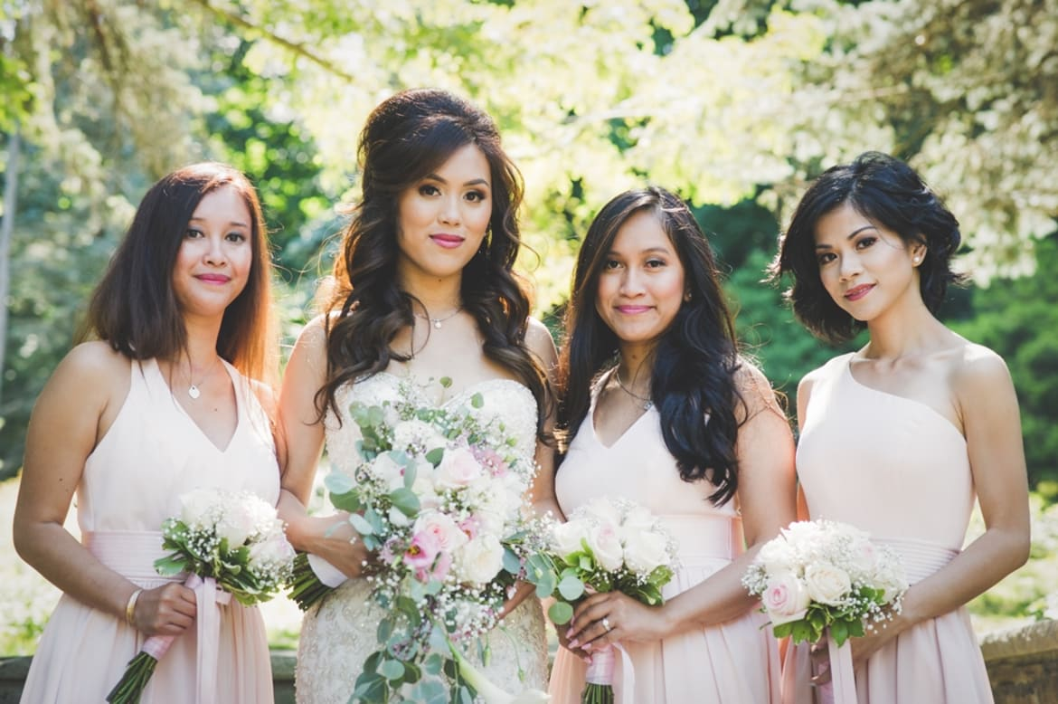 Korean Wedding Photography in Toronto from Fred & Kathy's Wedding