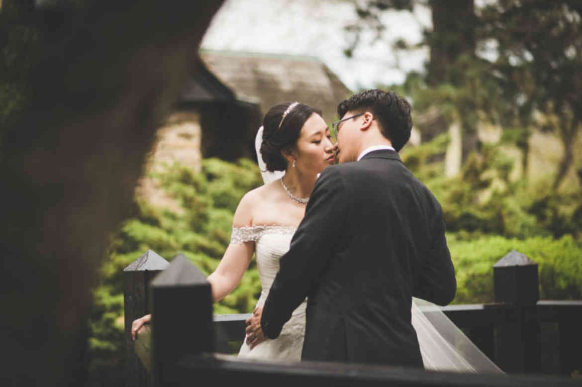 Korean Wedding Photography from Shira & Jin's Wedding