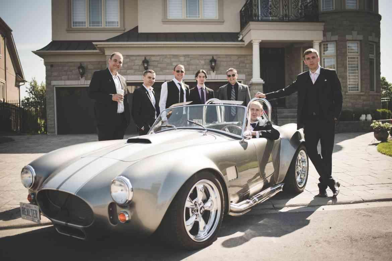 Toronto Wedding Photo & Video Coverage from Igor & Anastasia's Wedding