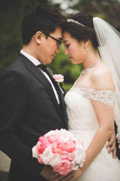 Shira & Jin Wedding Photography in Toronto   Photo #27