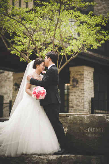 Shira & Jin Wedding Photography in Toronto   Photo #30