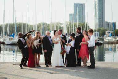 Taisia & Kevin Wedding Photography in Toronto   Photo #46