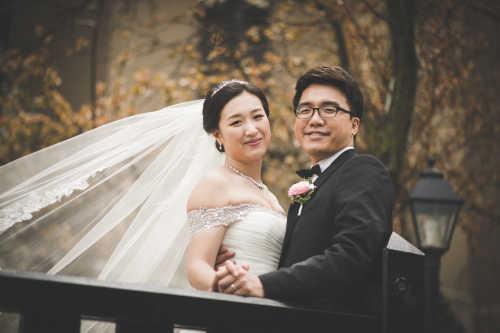 Shira & Jin Wedding Photography in Toronto   Photo #35