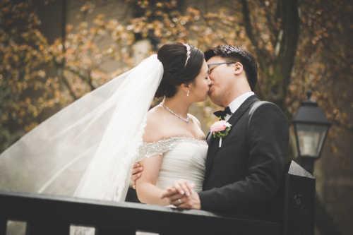 Shira & Jin Wedding Photography in Toronto   Photo #36