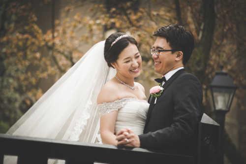 Shira & Jin Wedding Photography in Toronto   Photo #37