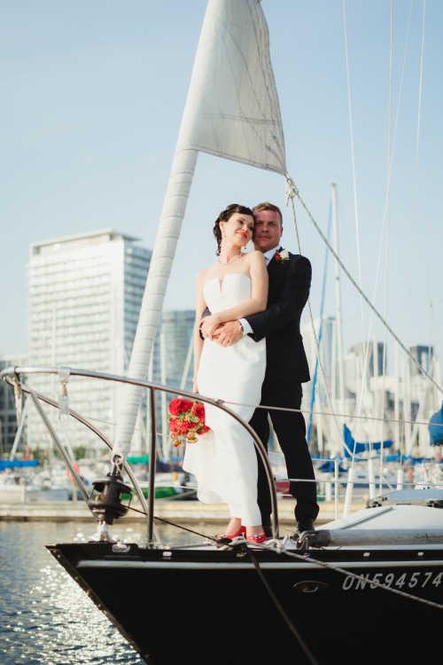 Taisia & Kevin Wedding Photography in Toronto   Photo #60