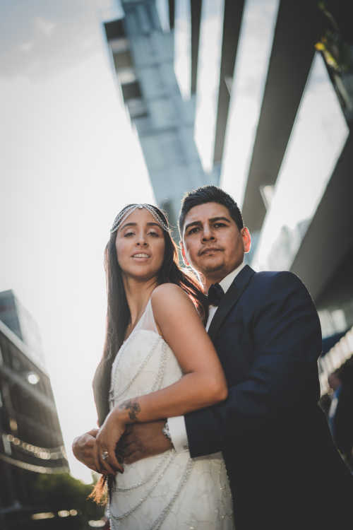 Rebecca & Brian Wedding Photography in Toronto | Photo #37