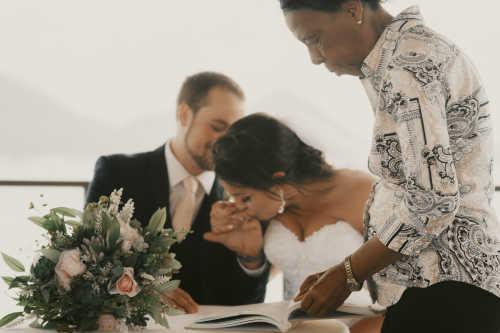 Kayla & Jason Wedding Photography in Toronto | Photo #9
