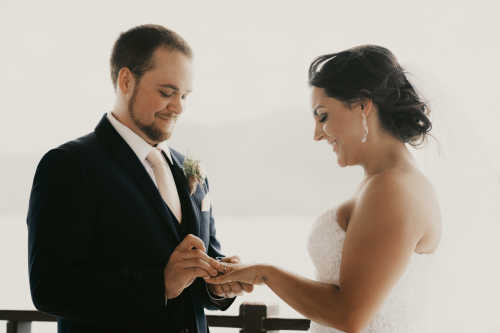 Kayla & Jason Wedding Photography in Toronto | Photo #8