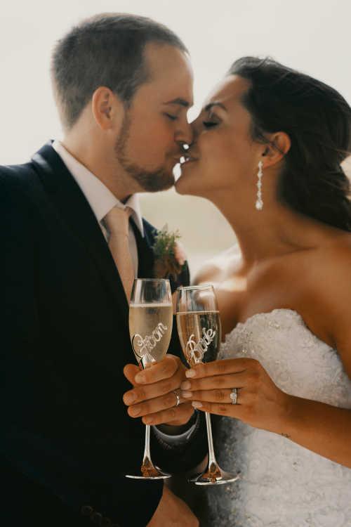 Kayla & Jason Wedding Photography in Toronto | Photo #16