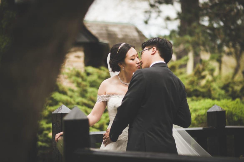 Korean Wedding Photography from Shira & Jin's Wedding