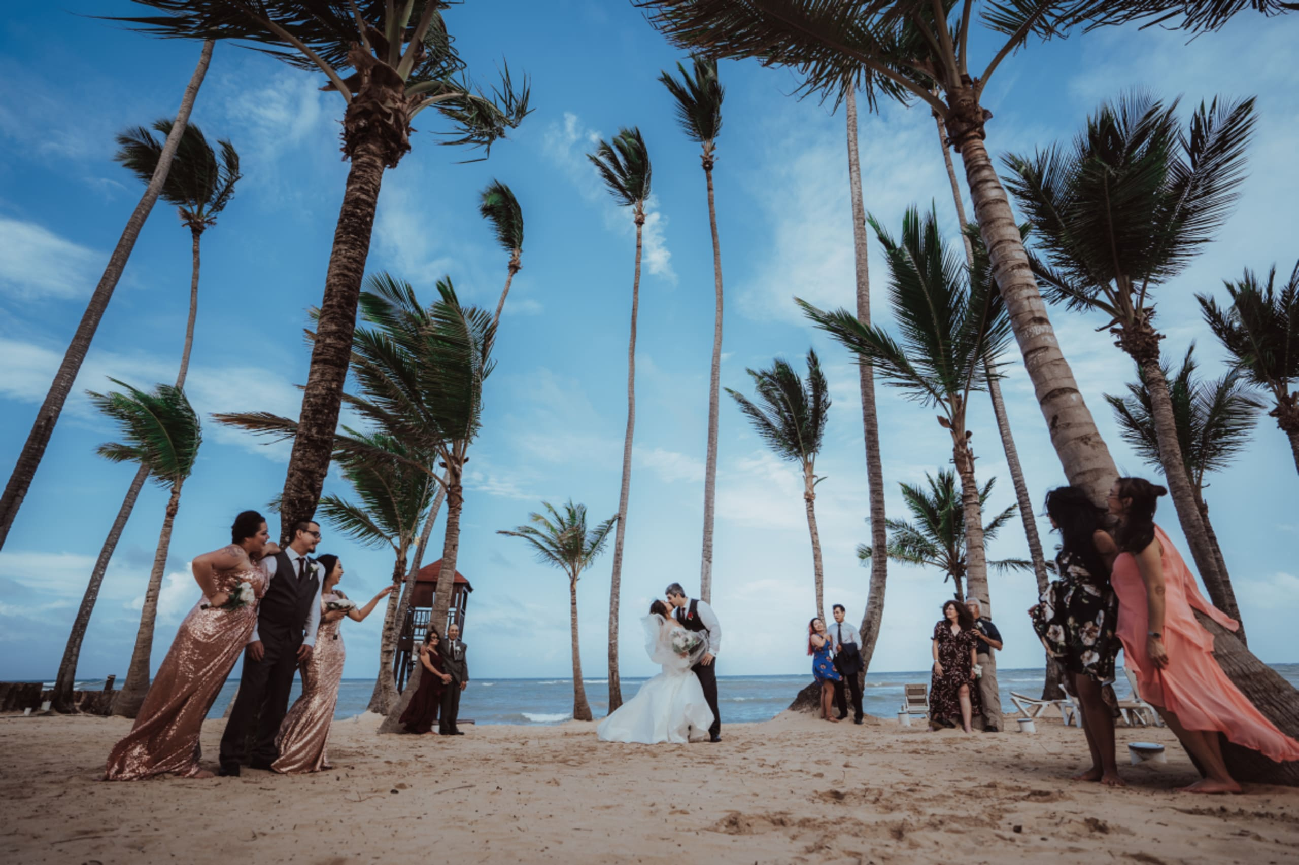 Destination Wedding Photography in Punta Cana, Dominican Republic from Rosie's Wedding