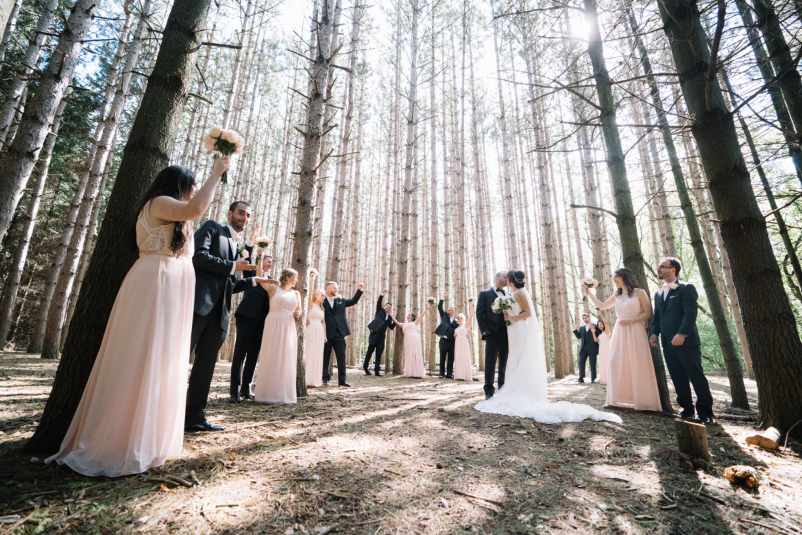 Hamilton Wedding Photography from Laura's Wedding