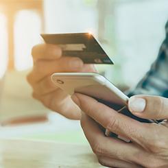 Wide range of Credit Cards
