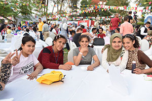 ANNUAL HEROES IFTAR FOR LESS FORTUNATE CHILDREN