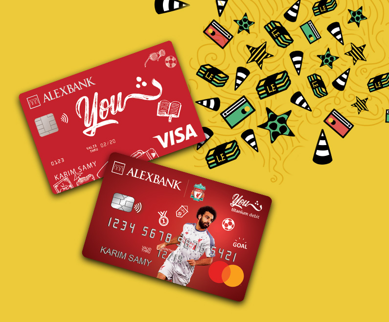 YOUTH Debit Cards