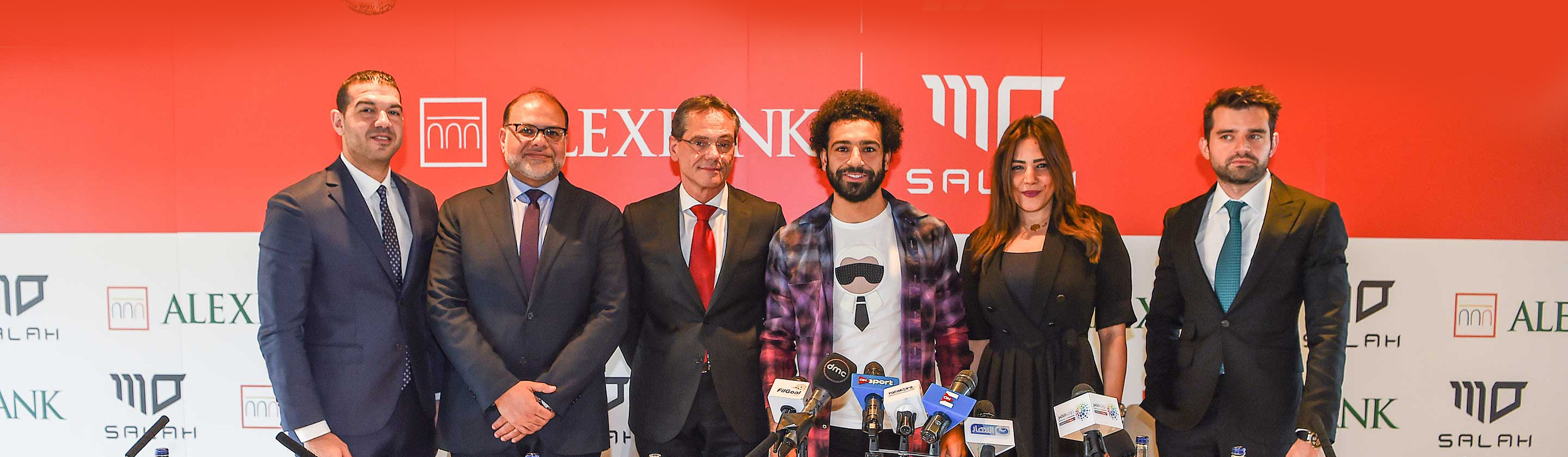 ALEXBANK Partners with global Egyptian Football Icon
