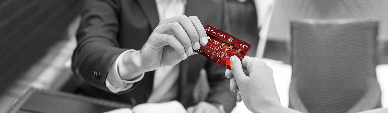 Liverpool Platinum Debit Card