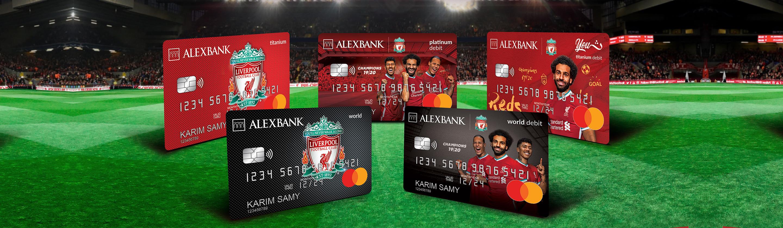 بطاقات ليفربول