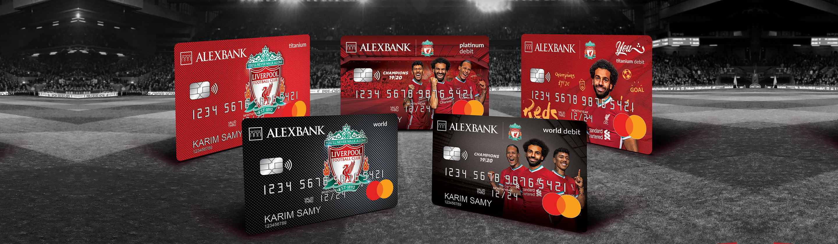 Liverpool FC Cards